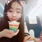 #吃秀##直播吃蛋糕##韩国美食#今天去首尔玩 明天回来