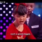 6岁女孩到美国表演👍超牛👍#宠物##宝宝##精美电影#