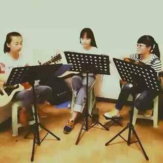 琴韵少年组合 和声版(约定)#音乐##美拍吉他弹唱大赛##约定#@乡村歌手毒菌耶_