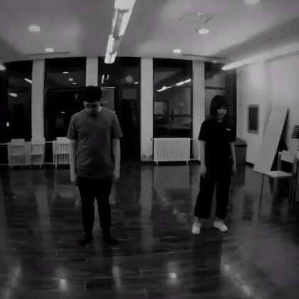 Down初版…… 本周要假装自己是跳现代的 双人舞真难编orz