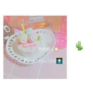#手工##稚气猫婠#『Pink Stripe🌌』原创. 明年后的今天我还会这样爱着你们💜@♡あしば.芊芊🍓 @抱抱恬恬耶♡ @柚子吖💕 🎆🎆喜转.💁