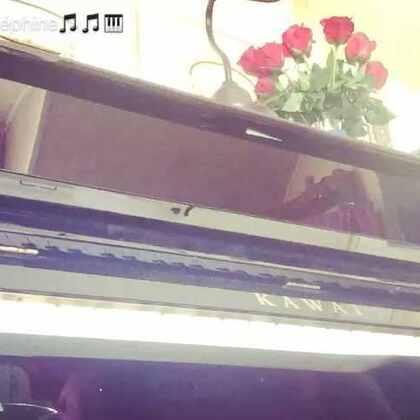 我就是喜欢弹巴赫,可是家里的琴太重了,弹不动啊