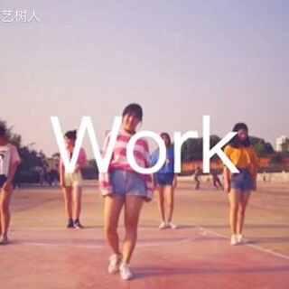 刘雯倩老师Jazz课#舞蹈#Work#我要上热门@美拍小助手#