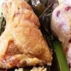 肉粽.蜜枣粽子,如何调馅,分享给大家,这里如果把鲜肉改成湖南腊肉口感更好,味道更香😁😁注意调肉的时候可稍微多放点酱油调味上色。花生红豆比例不要太多,要以糯米为主#猪肉粽子##蜜枣粽子##端午节包粽子#@美食频道官方号 @美拍小助手