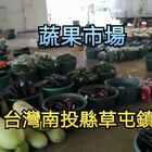 #美食##跟著強哥逛台灣#咱小鎮的蔬果市場 #芋頭達人#昨天洗芋頭在台北賣到52元一公斤。