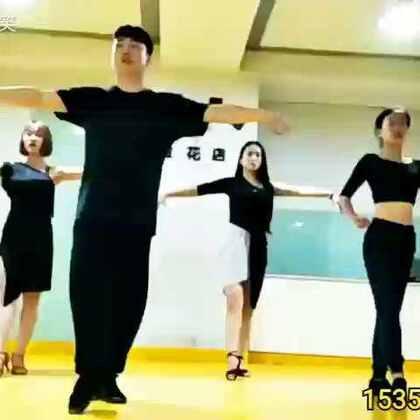 #端午节包粽子##拉丁舞#西安东二环华翎舞蹈拉丁舞小组合
