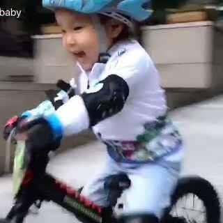 #允宝kokua平衡车#练习#曦允3岁1个月#+3