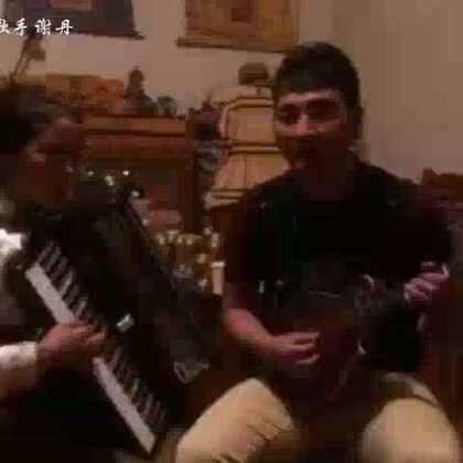 爱藏族歌手谢丹的美拍
