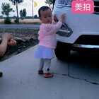 #宝宝#会走了😉她的世界只有吃了😘😘