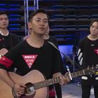 《快乐男声》李健未公开花絮!问选手要歌曲真的好吗?#李健##快乐男声#
