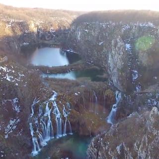 一对夫妻用无人机自拍下了400天环球蜜月之旅 for 克罗地亚 2 #无人机##自拍##克罗地亚#