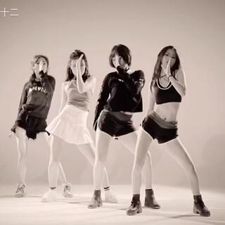 Blackpink-出道前超酷练习室版本舞蹈#女神##舞蹈##敏雅舞蹈#