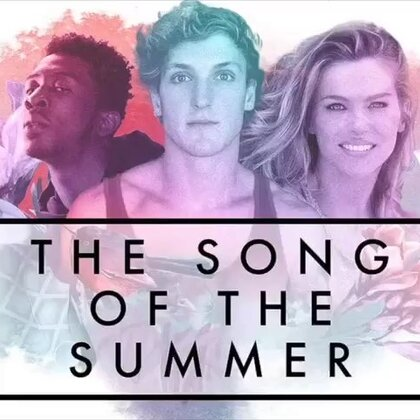 """The song of the summer 夏日之歌(The Rock and Logan Paul's """"THE SONG OF THE SUMMER"""" ft. Desiigner )完整视频请关注微信公众号:LoganPaul#音乐##热门##搞笑#"""