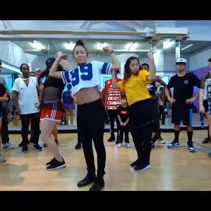 Migos - T-shirt #舞蹈# Phil Wright Choreography 【微博美拍同名:I_AM_Dancer】