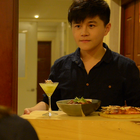 #烤鸡厨房#牛排饭、芝士焗大虾~一顿安逸的烛光晚餐!评论里抽五位送零食大礼包~#美食#新浪微博👉http://weibo.com/u/1897509683👈