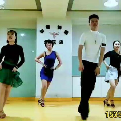 #高考演技挑战##拉丁舞牛仔#西安东二环华翎舞蹈拉丁舞牛仔步组合