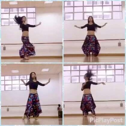 #舞蹈##全民66#东方舞(肚皮舞)风格繁多,这是神经猫风格。😂😅😈