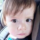 还是那个爱哭的艾比😳 #宝宝##混血宝宝##混血儿#