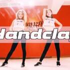 🎵:Handclap 编舞may j lee💖Lia kim✨假期班拍的,终于轮到发这支舞了😂感谢我的学生们超级配合,哈哈,跳的时候跟show time似的😈舞蹈还是蛮累的,看动作速度你就晓得了🙈不喜勿喷💛#Handclap##舞蹈##承德樱花帮街舞#