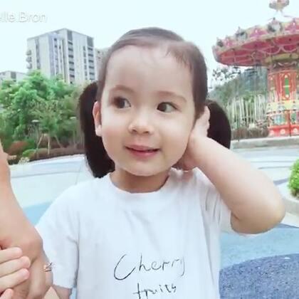 #annie环游记#在中国🇨🇳东港游乐场半日游🎠#宝宝#