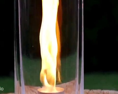 【科技原理美拍】10个了不起的科学实验,在家可以...