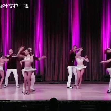 Yamulee salsa performance in 2017NYSBF#杭州salsa##杭州fiesta#