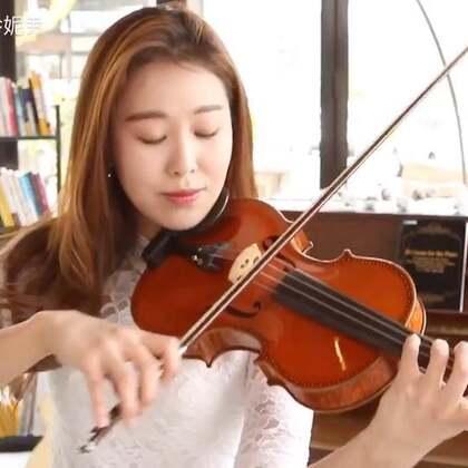 云画的月光ost-别后光阴 (violin cover) #音乐##女神#