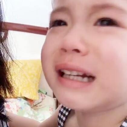 #annie环游记#在中国🇨🇳今天要回新加坡,上午收拾好东西,annie开始伤心起来,她说她不想回去…😔#宝宝#