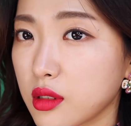 #美妆时尚##我要上热门#简单韩式妆容,让你清新一整天~😍😍#日常妆容#