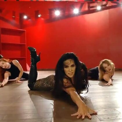 """Trey Songz _ Animal #舞蹈# Choreography - Michelle JERSEY Maniscalco"" 【微博美拍同名:I_AM_Dancer】"
