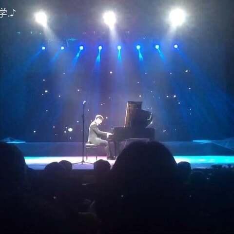 奏音乐会现场 钢琴曲 柴科夫斯基 胡桃夹 音乐视频 吴老师.1的美拍