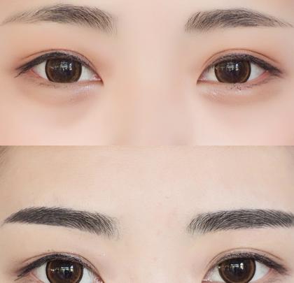 #大连蒙妮坦美容学校##半永久纹眉#让你心动的半永久纹眉技术。👍👍👍