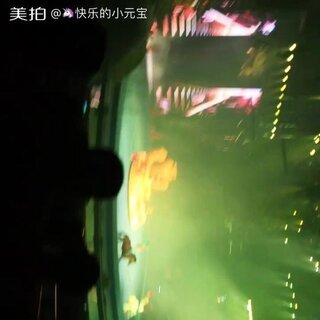 #我要粉丝,我要上热门##长隆国际大马戏##惊呆了#