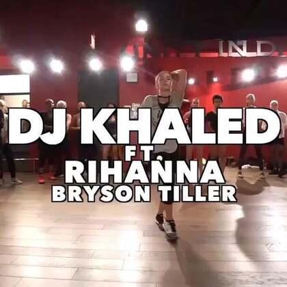 DJ Khaled ft. Rihanna & Bryson Tiller - Wild Thoughts #舞蹈# Blake McGrath Choreography 【 微博美拍同名:I_AM_Dancer】
