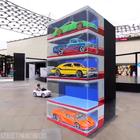 老司机开车也得注意点!这街头的3D效果也太逼真了