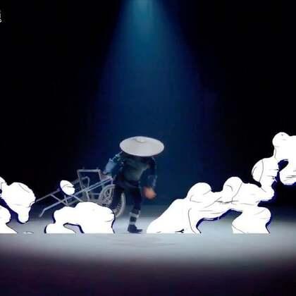 查克拉爆满的忍者舞#MDT年度舞蹈盛典#隐藏版#舞蹈#舞者@韩宇531
