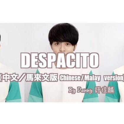 最近被这首歌洗脑,可是原版西班牙文我不会结果翻译成 中文/马来文 Despacito #音乐##我要上热门#