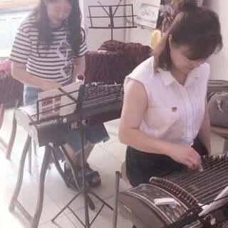 古筝##速成#七节课#康定情歌