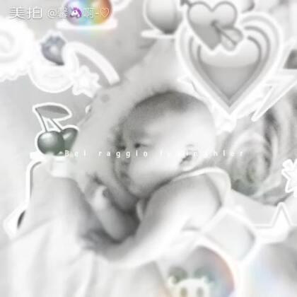 #宝宝##在家里,我的小弟弟真帅气#