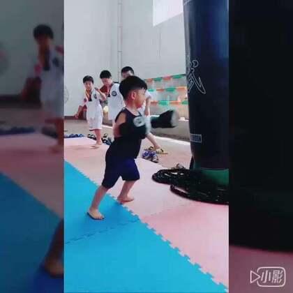 暑假武术课开始了