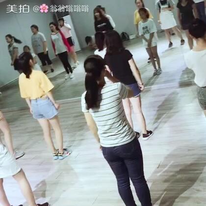 下午班的学员#good time舞蹈#基本都是暑假开始接触舞蹈!棒棒哒!