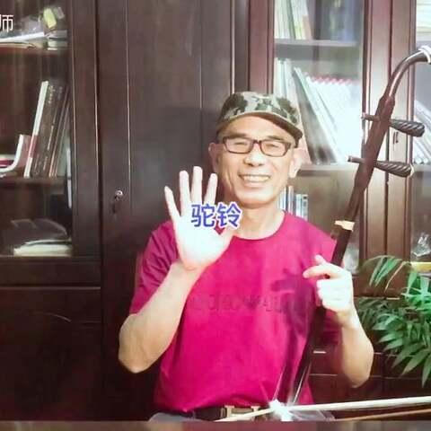 巜驼铃》电影冰山上的来客插曲,我师父胡余杰老师二胡