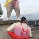 两个小胖子@付老丝 #全民内八摇##有戏演技王##搞笑#