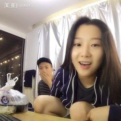 【XoY余美拍】2017 6月23 写的词🐷 #中国有嘻...