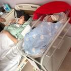 母子平安,9点54出生,6 斤8,感谢大家的关心,谢谢了#宝宝#