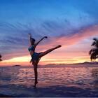 #舞蹈##U乐国际娱乐##我要上热门#我要满满的正能量