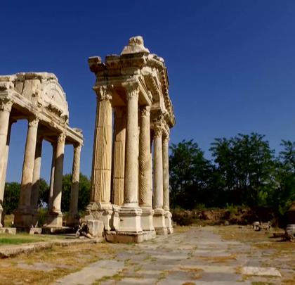世界遗产巡礼:土耳其阿弗罗狄西亚