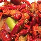 香辣小龙虾,今天是用豆瓣酱做的,和以往不同,刷洗干净直接炒的#美食##街边小吃##香辣小龙虾#@美拍小助手