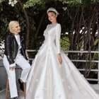 从米兰达可儿说起,女明星婚纱爱选什么款?#米兰达·可儿##dior迪奥##婚纱#