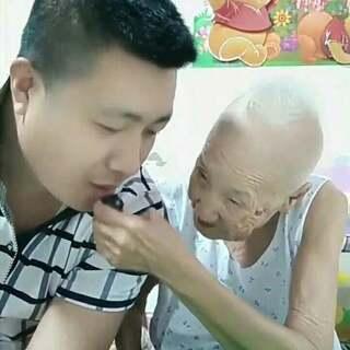 奶奶记性棒棒哒!👍#热门##搞笑##自拍#